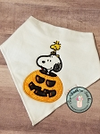Great Pumpkin Snoopy Applique Design ~ Great Fall Design
